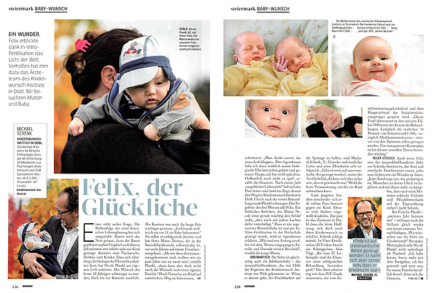 Woman Styria / issue 08 November 2013